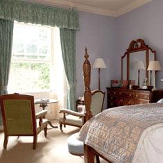 Master Garden View Bedrooms