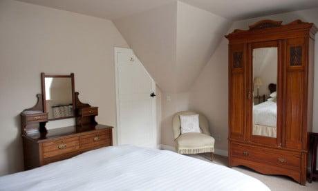 Ardanaiseig Rose Cottage Master Bedroom