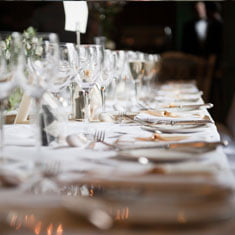 Wedding Receptions & Dining