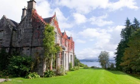 Ardanaiseig Hotel Loch View