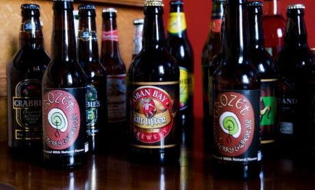 Ardanaiseig Bar Beers