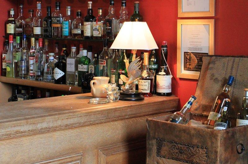 Ardanaiseig Bar Drinks