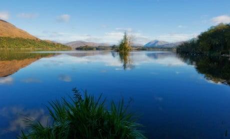 Ardanaiseig Loch View