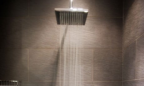 Ardanaiseig Shower
