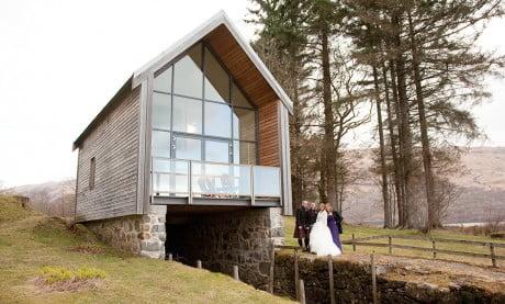 Ardanaiseig Boat House