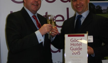 Good Hotel Guide - Editors Choice, Romantic Hotel Category (square)