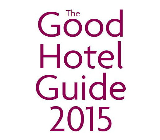 The Good Hotel Guide 2015