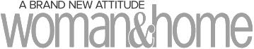 woman and home magazine logo