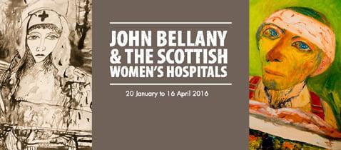 John Bellany exhibition