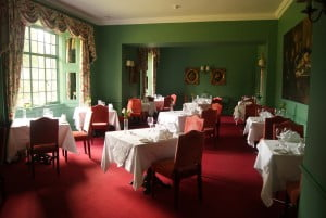 The refurbished Dining Room