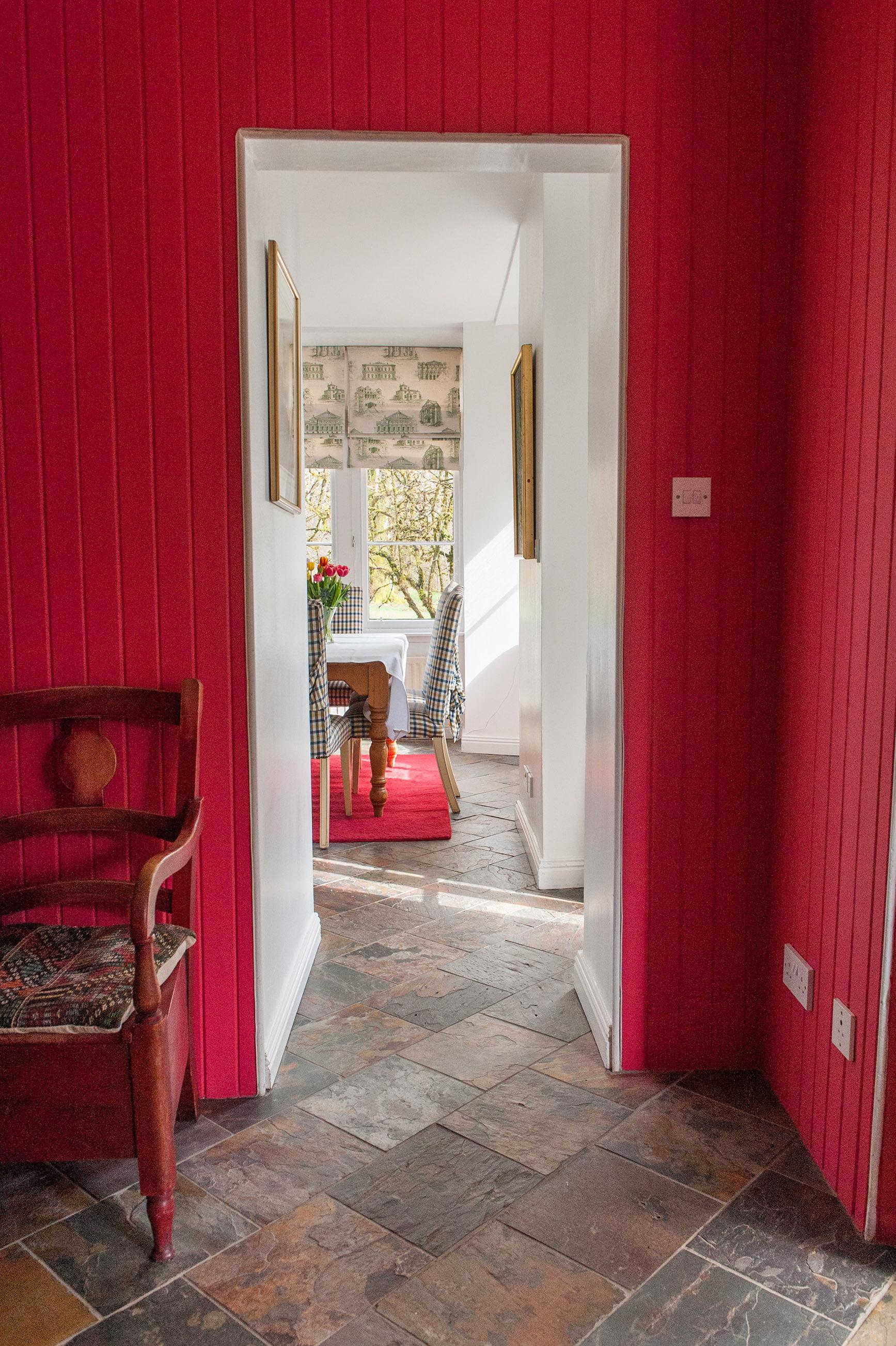 Rose Cottage Interior