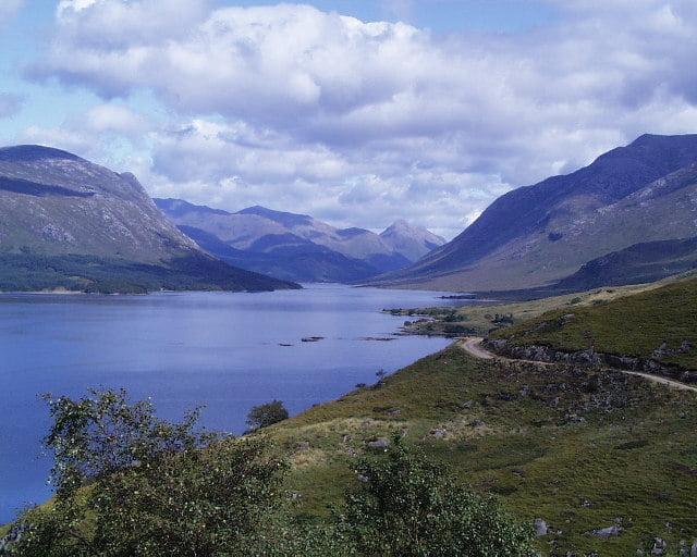 Loch Etive. Attribution: Jamie Campbell